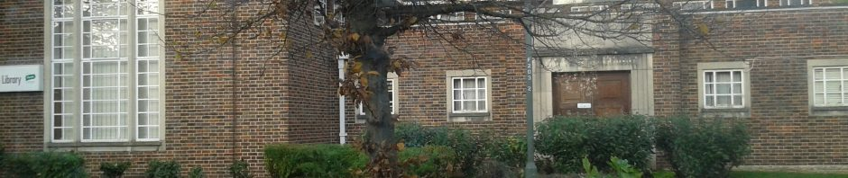 single-storey brick and stone block